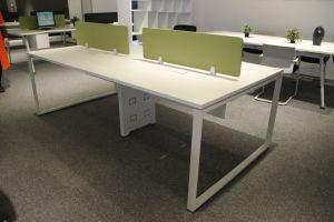 Portable Laptop Desk with Metal Leg Office Computer Desk pictures & photos