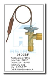 Customized Thermal Brass Expansion Valve for Auto Refrigeration MD9509bf pictures & photos
