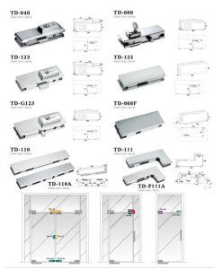 Stainless Steel Hinge Floor Spring Floor Hinge Td-8900 pictures & photos