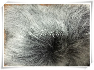 New Luxury Faux Fox Fur with Long Pile pictures & photos