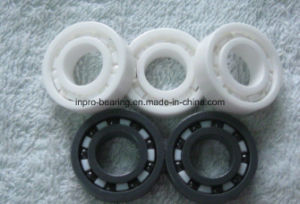Ceramics Hybrid Bearing Ball Bearing 6015, 6016, 6017, 6018, 6019zz/2RS pictures & photos