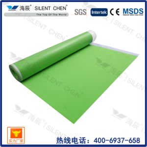 Green EVA Foam Sound Proof Underlay for Laminate Flooring (EVA30-4) pictures & photos