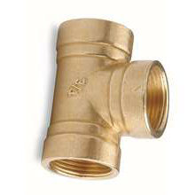 Brass Female 3-Way Equal Pipe Fittings pictures & photos