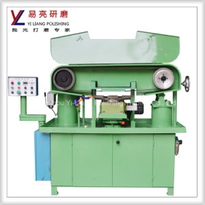 Automatic Watch Grinder with Wet Polishing Process for Fine Grinding Stainless Steel Wire Drawing Machine pictures & photos