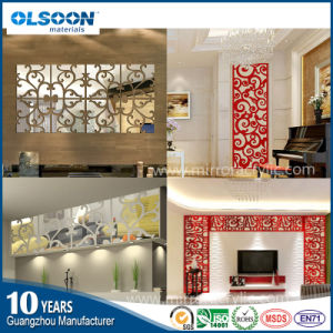 Olsoon Acrylic Interior Art Home Wall Decoration Acrylic Wall Panel pictures & photos