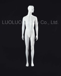 ODM Male Mannequin with Hair pictures & photos