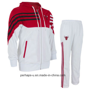 Hot Sell Unisex Tracksuit with Custom Logo pictures & photos