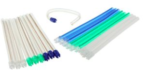 Flmed Disposable Dental Saliva Ejectors 150mm Ce ISO FDA Certificate pictures & photos