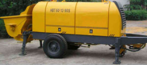 Concrete Pump pictures & photos