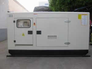 24kw Diesel Generator /30 kVA Diesel Generator / Three Phase Silent Generator 30kVA Dg30k pictures & photos