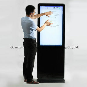 """65"""" Floor Type Digital LED Advertising Display pictures & photos"""