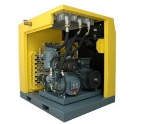75HP Rotary Screw Compressor Used in Industry pictures & photos