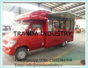 China Supplier High Quality Attractive Ice Cream Cart Ice Slush Cart pictures & photos