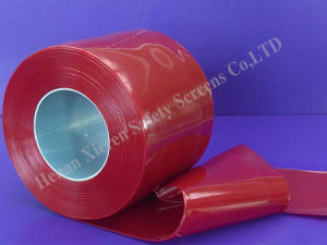 PVC Strip Curtain Welding Red pictures & photos