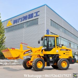 1.2t Small Wheel Loader with Ce pictures & photos
