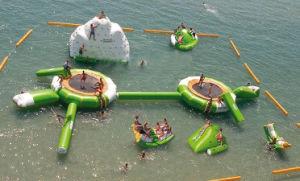 Complete Inflatable Aqua Water Games (XRWG-101)