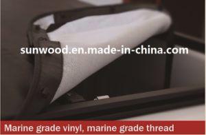 Soft Hidden Snap Vinyl Tonneau Cover pictures & photos