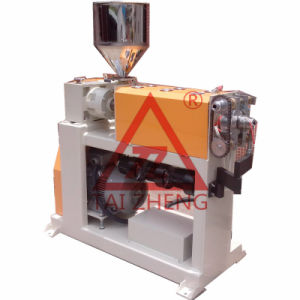 ABS PLA Plastic Single-Screw Cable Extruder pictures & photos