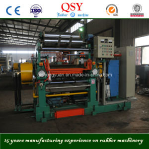China Top Ranking Quality Rubber Two Roll Mixing Mill Machinery pictures & photos