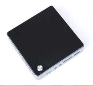 Intel Atom Quad Core Four Thread Super Mini PC (JFTCX3735W) pictures & photos