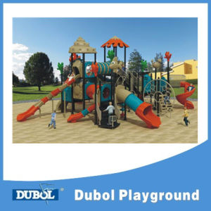 2014 Kids Plastic CE Proved Outdoor Playground