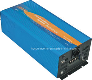 4000W Pure Wave Inverters 24VDC to 230VAC Made in China pictures & photos