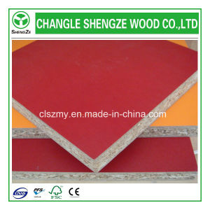 Best Price High Quality Decorative Melamine Particle Board pictures & photos