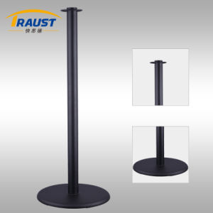 Queue Post Stand (RP-35IF flat head) pictures & photos
