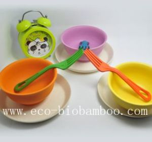 (BC-B2010) Fashionable Eco Bamboo Fiber Tableware Bowl pictures & photos