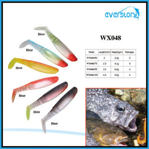 Different Length Vavid Soft Fish Lure Fishing Lure pictures & photos