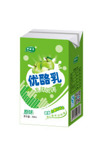 Aseptic Milk Box 250 Ml Base