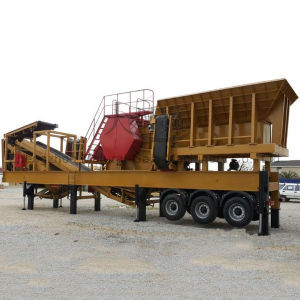 Mobile Crusher Equipment