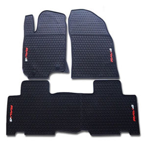 PVC Rubber Car Floor Mat for Toyota RAV4 pictures & photos