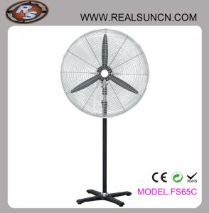 26inch Heavy Duty Industrial Fan with Cross Base pictures & photos