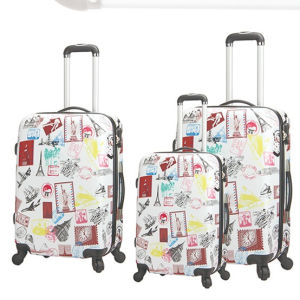 Fashion and Classic PC Luggage Set (HTAP-0310) pictures & photos