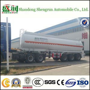 Aluminum Alloy Oil Tank Semi Trailer (SKW9401GYYL)
