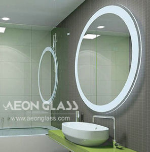 2mm, 3mm, 4mm, 5mm, 6mm double coated SILVER MIRROR, SILVER MIRROR GLASS, GLASS MIRROR pictures & photos