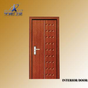 PVC MDF Wooden Door pictures & photos
