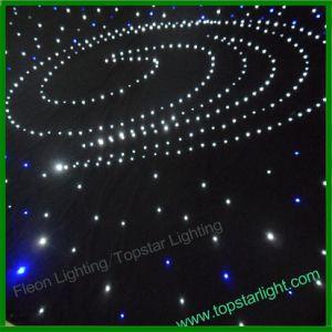 New Arrival 2*3m LED Star Cloth DMX Curtain Light