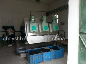 Cow Dung Animal Manure Separator Screw Press Dewatering Machine pictures & photos