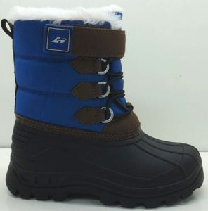 Warm and Comfortable Injection Boots / Winter Snow Boots (SNOW-190014) pictures & photos