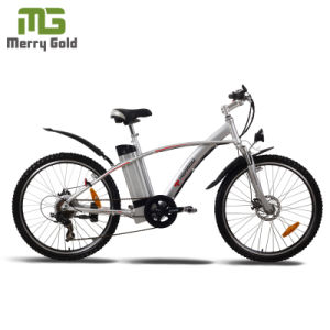 Low Price Chinese Man Electric Mountain Bike pictures & photos