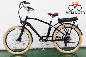 City Bike Italy Model Big Power Fat Tire Electric Bicycle pictures & photos