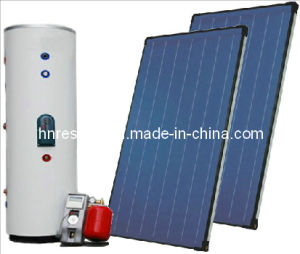 Flat Plate Solar Collector Solar Water Heating System