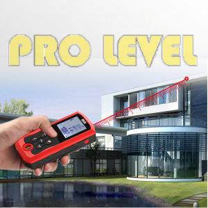 100m Hand-Held Laser Distance Meter (T100) pictures & photos