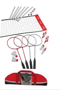 Classic Badminton Set (Item No. FSS B38) pictures & photos