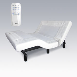 New Desire Electric Bed Adjustable Bed with Wallhugger Function pictures & photos