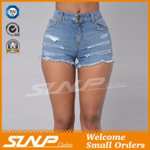 Fashion Lady Woman Short Denim Jeans Clothing
