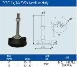 Adjustable Foot/ Conveyor Foot Zybc-12/14/16 pictures & photos