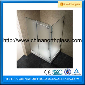 Shower Room Tempered Glass Shelf 6mm Tempered Glass pictures & photos